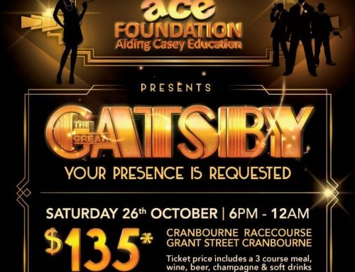 Ace Foundation- Great Gatsby Fundraiser